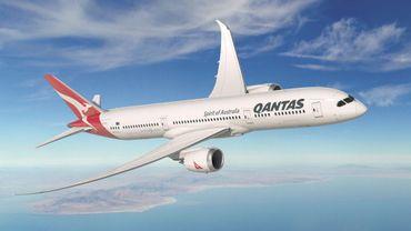 Vol direct entre l'Australie et la Grande-Bretagne... 17 heures et 20 minutes de vol!