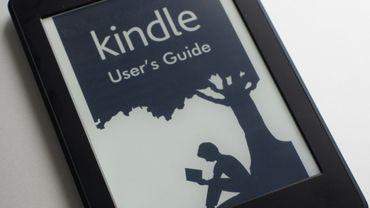Amazon lance une nouvelle tablette Kindle à bas prix