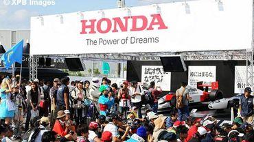 La déclaration très surprenante de Honda