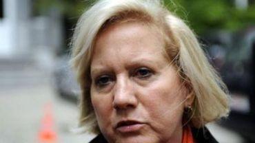 Brigitte Grouwels, ministre flamande