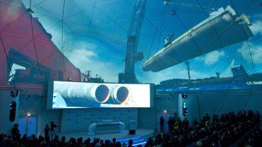 Nord Stream 2: Gazprom annonce la signature d'un pacte d'actionnaires