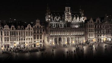 Ce 14 février l'Hôtel de Ville de Bruxelles s'habille en rouge