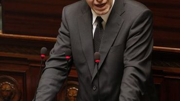 Yves Leterme le 17 mars dernier à la Chambre