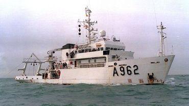 Le Belgica va être remplacé par nouveau navire