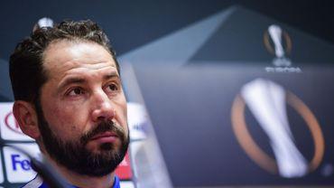 """Pablo Machin : """"Le Standard doit gagner et va tout donner dès le départ"""""""