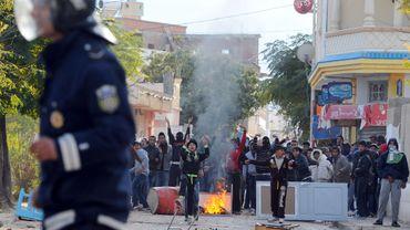 Une grève générale dégénère en Tunisie