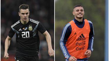 Lo Celso et Icardi parmi les 35 Argentins