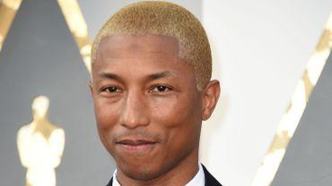 """Pharrell Williams prend les manettes de la plateforme """"Black History Is Happening Now""""."""