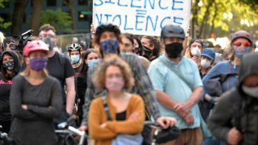L'arrestation de manifestants par des agents fédéraux américains fait scandale