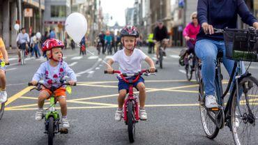 Pascal Smet espère organiser une 2e édition de la journée sans voiture en 2019
