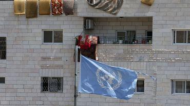 L'UNRWA touche quelque 5 millions de personnes dans la bande de Gaza, en Cisjordanie, au Liban et en Jordanie