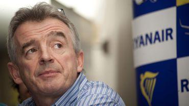 Michael O'Leary, le patron de Ryanair.