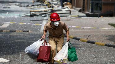 Explosion à Tianjin: plus de 100 morts, plusieurs quartiers évacués