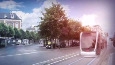 Tram à Liège: les travaux de sondage du sous-sol ont débuté (illustration)
