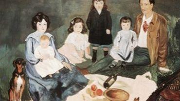 La famille Soler a été peinte par Picasso en 1903.