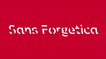 Sans Forgetica : la typographie inoubliable