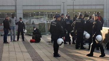 Entre 150 et 200 migrants du parc Maximilien ont été hébergés pour la nuit, ces trois derniers jours.