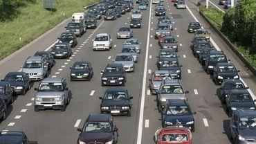 L'E40 est une voie empruntée massivement par les automobilistes chaque jour.