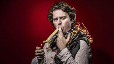 L'humoriste belge Alex Vizorek sera le maître de cérémonie de la 31e cérémonie des Molières