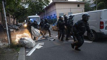 """Coronavirus en Allemagne: 18 policiers blessés lors de la manifestation """"anticoronavirus"""" à Berlin"""