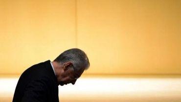 Mario Monti, le 15 novembre 2012 à Milan