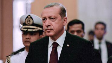 """Selon Erdogan, Poutine """"ne partage plus l'opinion selon laquelle la Russie doit soutenir Assad jusqu'au bout."""