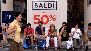 Ouverture des magasins les dimanche et jours fériés: l'Italie veut faire marche arrière