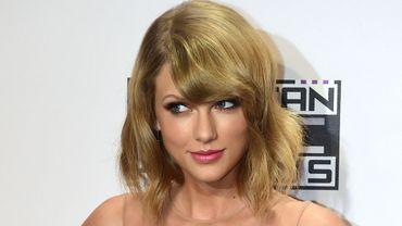 Taylor Swift, l'artiste ayant vendu le plus d'albums en 2014