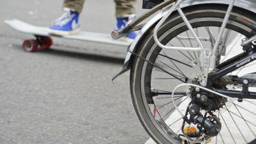 Davantage de vélos à Bruxelles pourrait créer 156 emplois