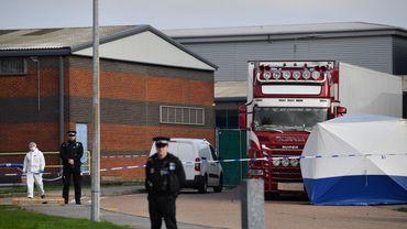 Camion charnier en Angleterre: le chauffeur de camion plaide coupable d'aide à l'immigration clandestine