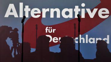 """Une """"alternative pour l'Allemagne"""" qui vise surtout à refuser les migrants. Un discours qui marche surtout... là où il y en a le moins!"""