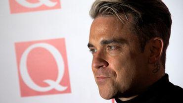 Robbie Williams se produira sur la scène du Luzhniki Stadium à Moscou le 14 juin.