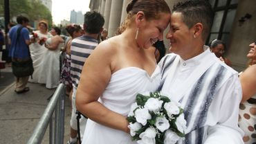 Un mariage ce dimanche, à Brooklyn