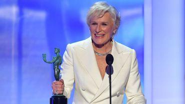 """Chez les femmes, c'est encore Glenn Close qui a gagné pour """"The Wife"""", face à une autre lauréate des Golden Globes (catégorie """"comédie""""), Olivia Colman qui incarne la reine Anne dans """"La Favorite""""."""