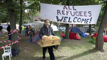Bruxelles dope l'accueil des réfugiés.