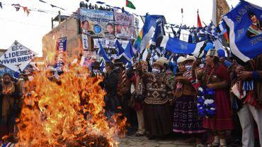 Les boliviens vont retourner aux urnes après l'échec du scrutin de 2019