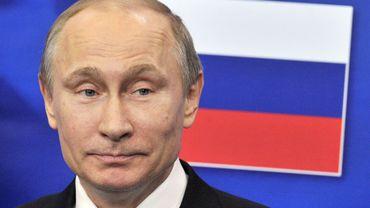 """Vladimir Poutine """"imagine bien"""" sa vie après la présidence"""