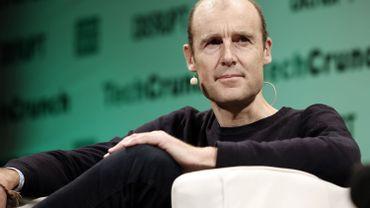 Pieter van der Does, cofondateur de Adyen.