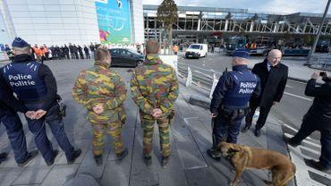 Les attentats du 22 mars, à Zaventem et Maelbeek.