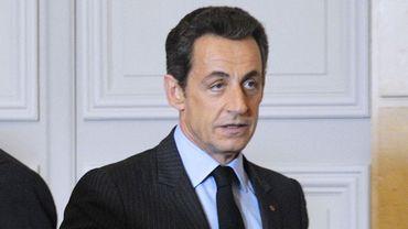 Le domicile, le cabinet d'avocats et les bureaux de Nicolas Sarkozy perquisitionnés