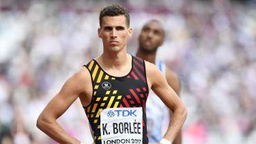 Kevin Borlée parmi les favoris du 400 mètres dimanche à Birmingham