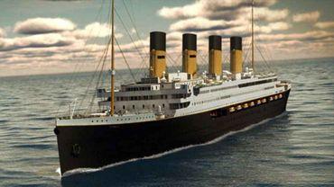 Voyager sur le Titanic à nouveau possible en 2018