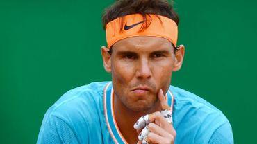 Nadal veut rapidement tourner la page après son échec à Monte-Carlo