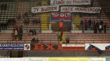 L'utilisation de subsides alloués par la Région bruxelloise au FC Brussels poserait question.