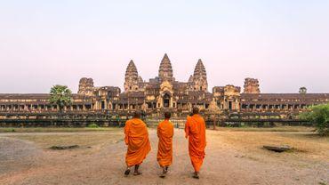 Angkor, Cambodge