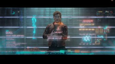 "Chris Pratt incarne Peter Jason Quill alias Star-Lord dans ""Les Gardiens de la galaxie"""