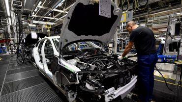 L'usine Volvo de Gand