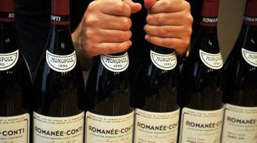 Romanée Conti figure parmi les étiquettes contrefaites par le faussaire Kurnawian
