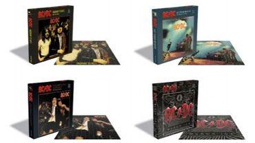 De nouveaux puzzles AC/DC