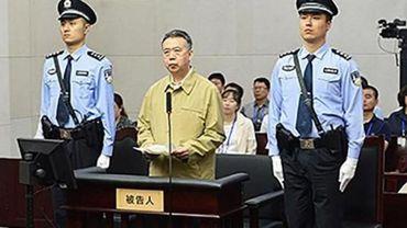 L'ex-président d'Interpol condamné à 13 ans de prison pour corruption